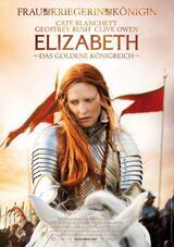 Elizabeth - Das goldene Königreich - Poster