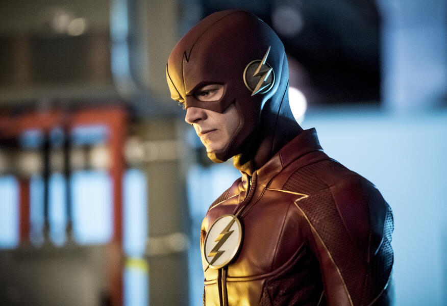 The Flash - Staffel 4 mit Grant Gustin