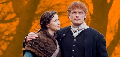 Jamie und Claire in Outlander Staffel 4
