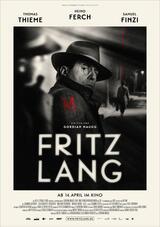 Fritz Lang - Poster