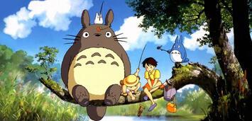 Bild zu:  Mein Nachbar Totoro