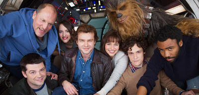 Han Solo Anthology Crew
