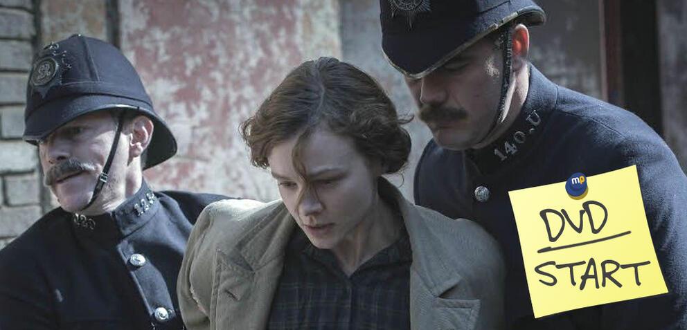 Carey Mulligan im Historiendrama Suffragette
