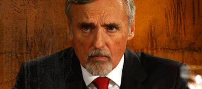 Dennis Hopper in Land of the Dead