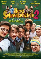 Burg Schreckenstein 2 Poster