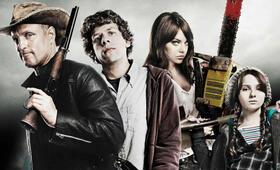 Zombieland mit Emma Stone, Woody Harrelson, Jesse Eisenberg und Abigail Breslin - Bild 18