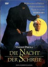 Die Nacht der Schreie - Poster