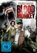 Blood Monkey - Poster