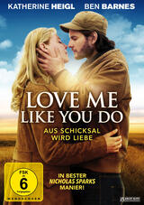 Love Me Like You Do - Poster