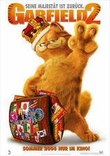 Garfield 2 - Faulheit verpflichtet! - Poster