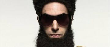 Erstes Foto von Sacha Baron Cohen in The Dictator