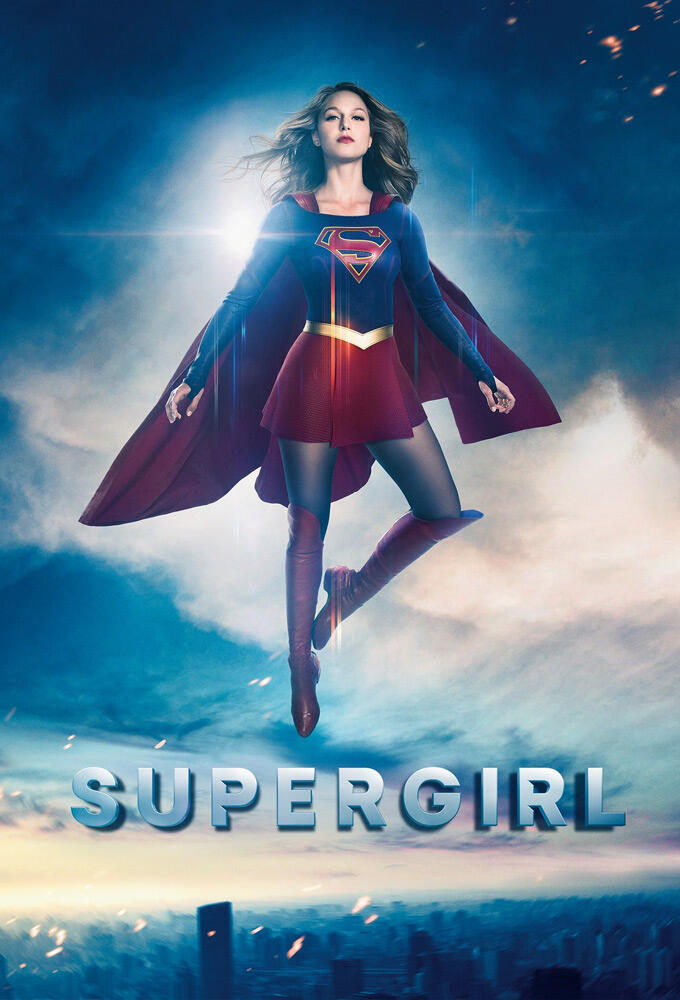 supergirl serie. Black Bedroom Furniture Sets. Home Design Ideas