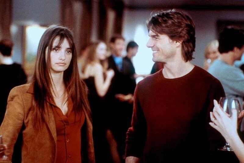 Vanilla Sky mit Tom Cruise und Penélope Cruz