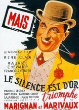 Schweigen ist Gold - Poster