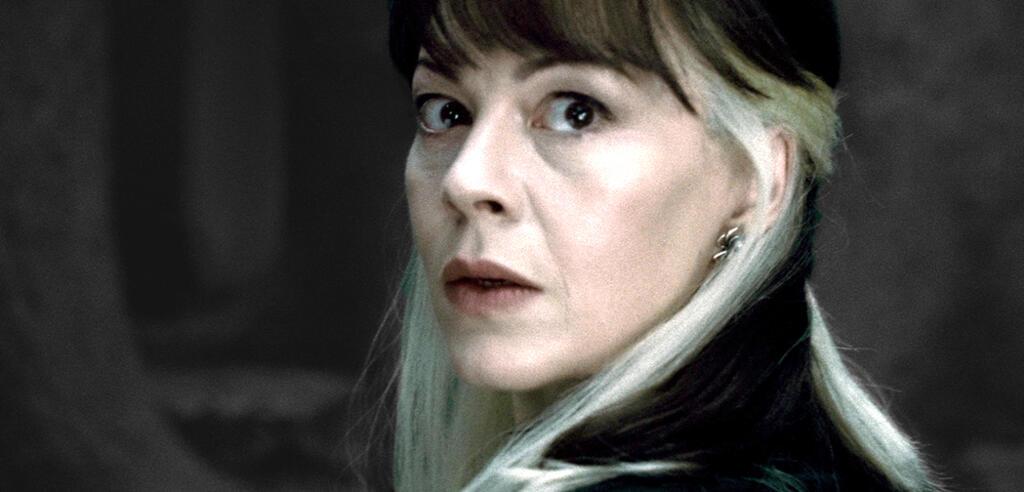 Die verstorbene Helen McCrory in Harry Potter 7.2