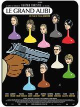 Le Grand alibi - Poster