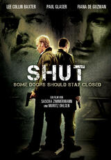 Shut - Some doors should stay closed - Poster