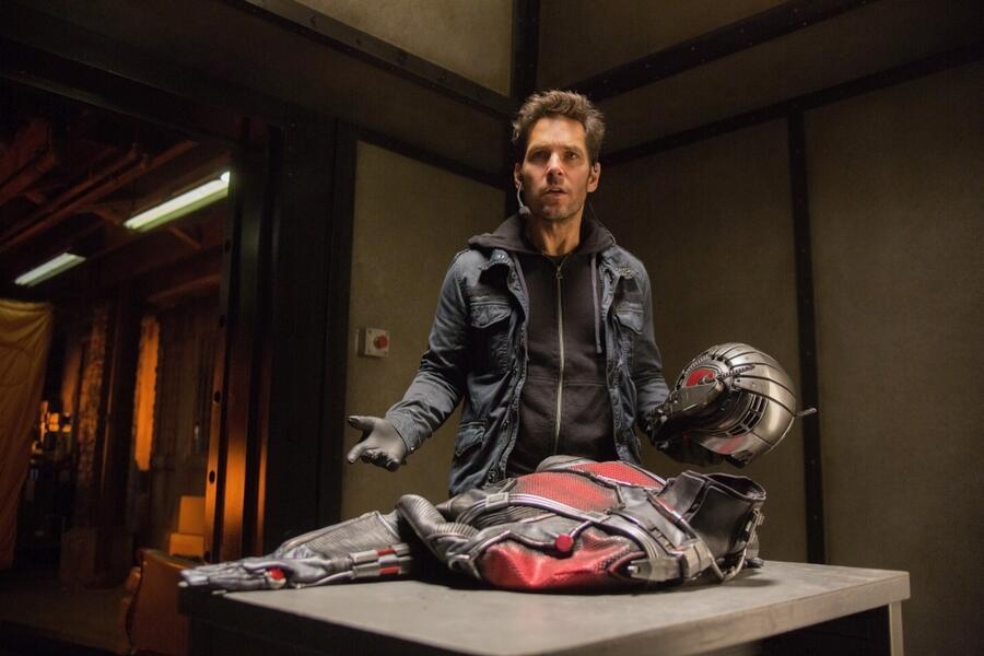 Ant-Man mit Paul Rudd
