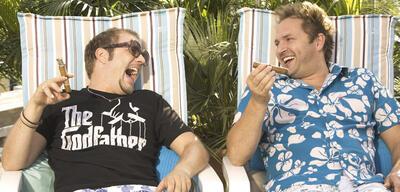 Mario Barth und Paul Panzer in Männersache (2009)