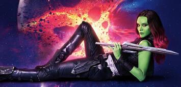 Bild zu:  Guardians of the Galaxy Vol. 2: Gamora