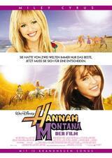 Hannah Montana - Der Film - Poster