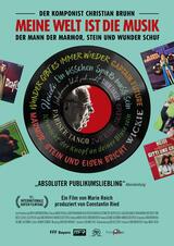 Meine Welt ist die Musik - Der Komponist Christian Bruhn - Poster