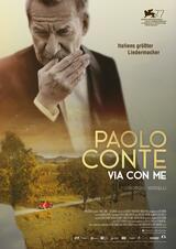 Paolo Conte - via con me - Poster