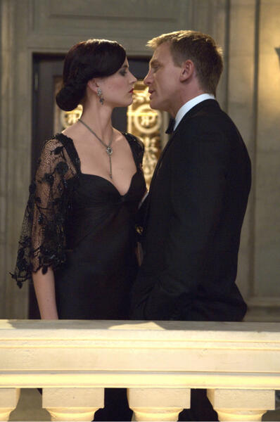 James Bond 007 - Casino Royale mit Daniel Craig und Eva Green