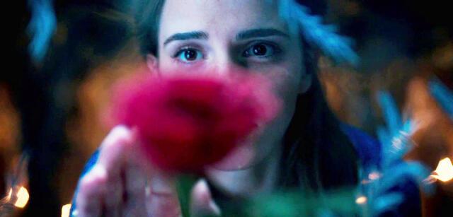 Die Schöne Und Das Biest Erste Bilder Von Emma Watson Und Dem Biest