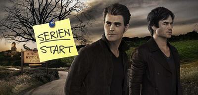 Vampire Diaries - Staffel 8 mitPaul Wesley und Ian Somerhalder