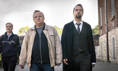 Tatort: Spieglein, Spieglein mit Jan Josef Liefers und Axel Prahl - Bild 3