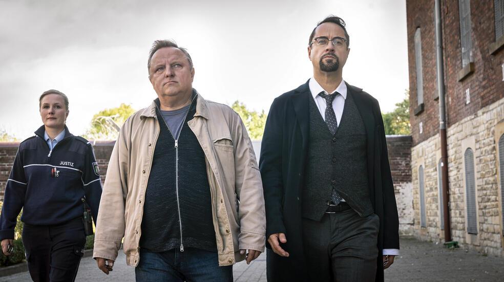 Tatort: Spieglein, Spieglein mit Jan Josef Liefers und Axel Prahl