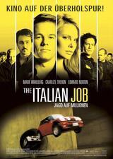 The Italian Job - Jagd auf Millionen - Poster