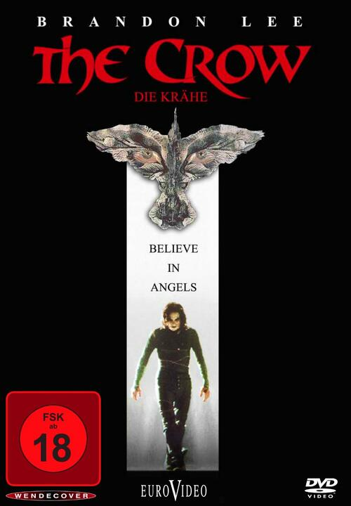 The Crow Die Krahe Film 1994 Moviepilot De