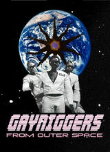 Gayniggers from Outer Space - Poster