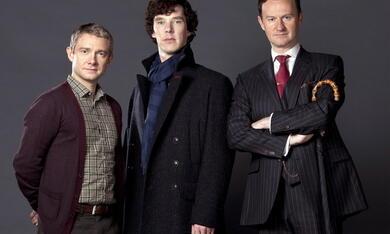 Sherlock: Ein Skandal in Belgravia mit Mark Gatiss - Bild 5