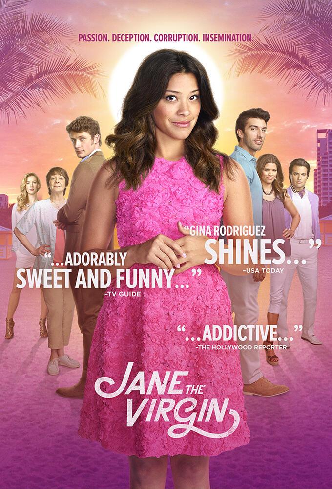 Jane The Virgin Serien Stream