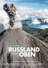 Russland von oben - Poster