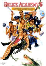 Police Academy V - Auftrag Miami Beach - Poster