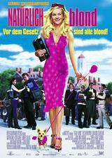 Natürlich blond! - Poster