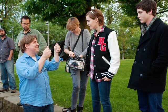 Vielleicht lieber morgen mit Emma Watson, Logan Lerman und Stephen Chbosky