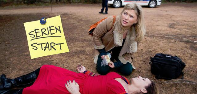 Candice Renoir Polizistin Zurück Im Arbeitsalltag Bei Zdf Neo