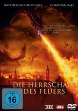 Die Herrschaft des Feuers - Poster