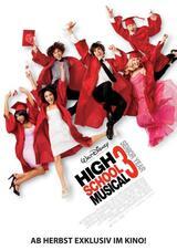 High School Musical 3: Senior Year - Poster