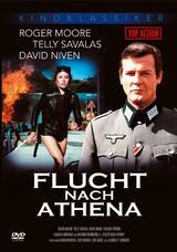 Flucht nach Athena - Poster