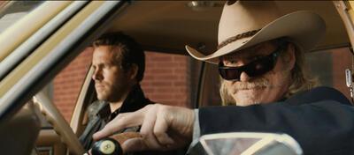 Jeff Bridges in R.I.P.D.