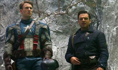 Captain America - The First Avenger mit Chris Evans und Sebastian Stan - Bild 3