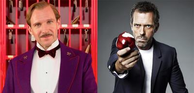 Sherlock and Watson vereint Ralph Fiennes und Hugh Laurie vor der Kamera