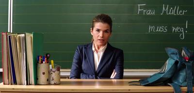 Anke Engelke inFrau Müller muss weg