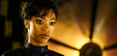 Star Trek: Discovery mitSonequa Martin-Green